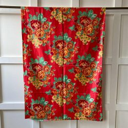 Vintage Russian Roller Printed Cotton - RRPC37
