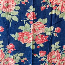 Vintage Russian Roller Printed Cotton - RRPC42
