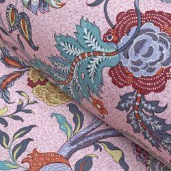 Rahni Rose Pink fabric