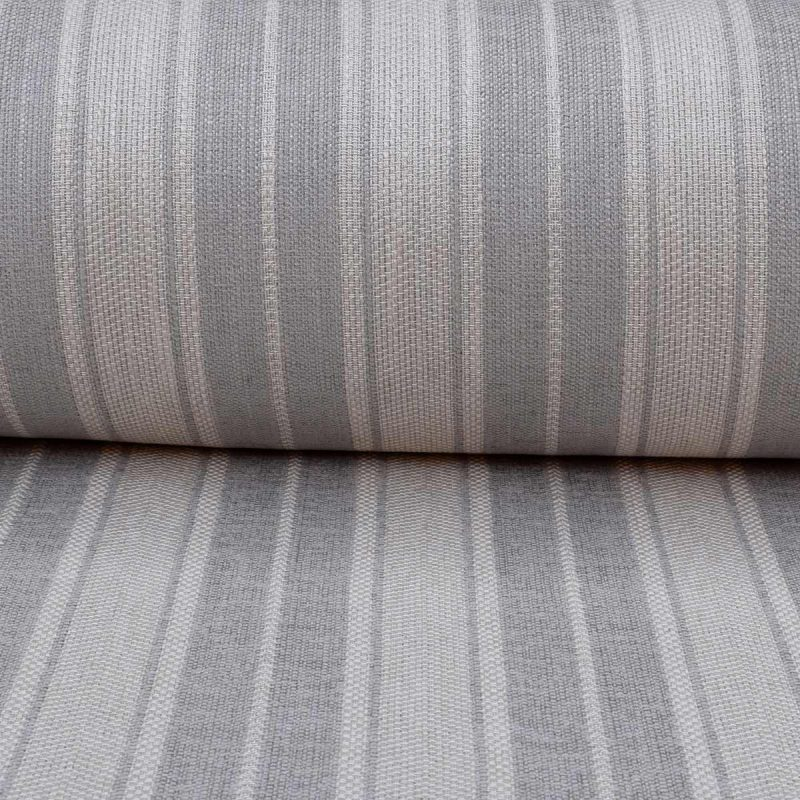 Upholstery Fabric Taranto Stripe - Grey