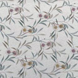Extra Wide Eucalyptus Flower