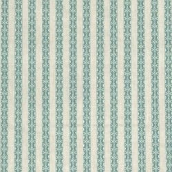 Kasper Stripe - Eau de Nil and Ivory