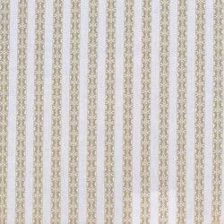 Kasper Stripe - Soft Gold and Ivory