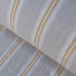 Oland Stripe Saffron Yellow