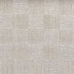 Weave Linen Check - Natural