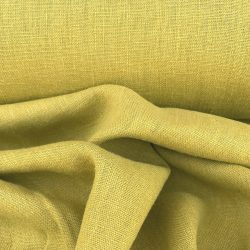French washed linen Amber green Tinsmiths