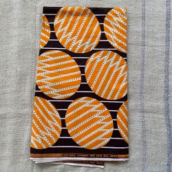Waxed Cotton Print - WCPR11