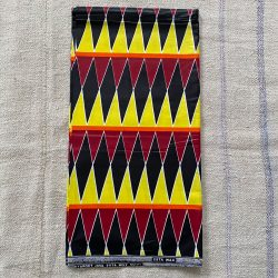 Waxed Cotton Print - WCPR3