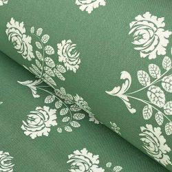 Anastasia - Leaf Green and Ivory