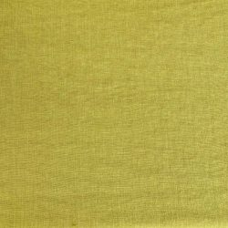French Washed Linen - Amber Green