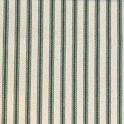 Hampton Ticking - Dark Green