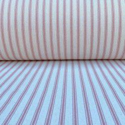 Hampton Ticking - Pink