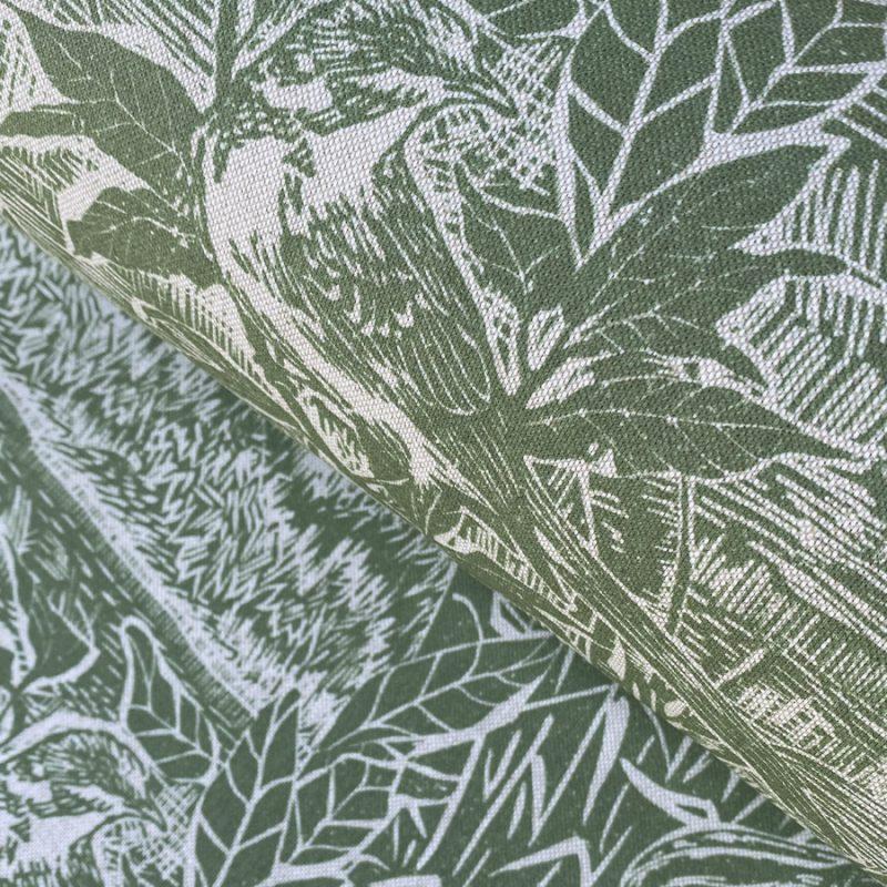 Fieldfare Leaf Green Tinsmiths
