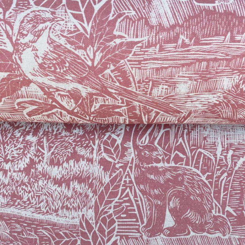 Fieldfare Strawberry red Tinsmiths