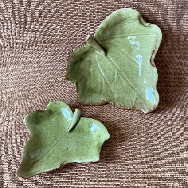 James Burnett Stuart Pointed Leaf Tinsmiths