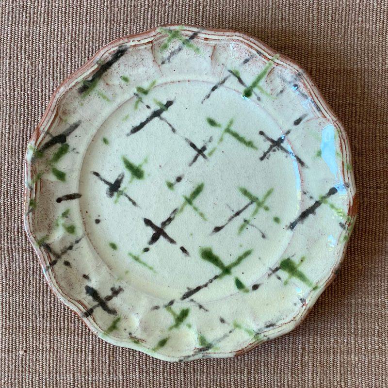 James Burnett Stuart Side Plate Tinsmiths