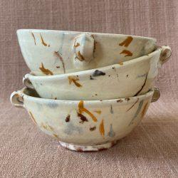 James Burnett Stuart lugged soup bowl JB14