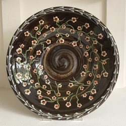 Paul Young Large Blossom Bowl Tinsmiths