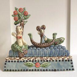 Paul Young Ceramics Tinsmiths