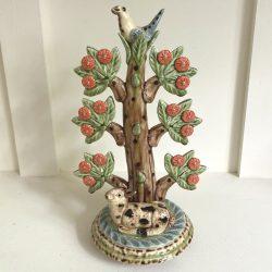 Paul Young Ceramic Sheep Tree Tinsmiths