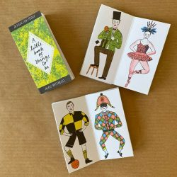 A Little Book of Things to Be by Alice Pattullo