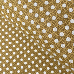 Extra Wide Cane Weave fabric Tinsmiths