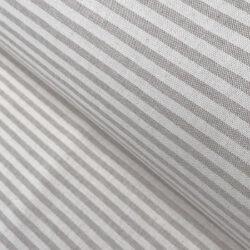 Extra Wide Coast Stripe Flax