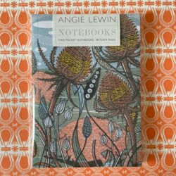 Angie Lewin Pocket Notebooks