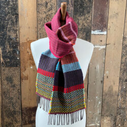 Anouilh Fuchsia Scarf Wallace Sewell Tinsmiths