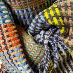 Jocelyn Blanket Wrap Wallace Sewell Tinsmiths