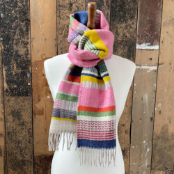 Dorvigny Pink Scarf Wallace Sewell Tinsmiths