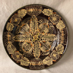 French Country Pottery Large Platter - FCPBPLA