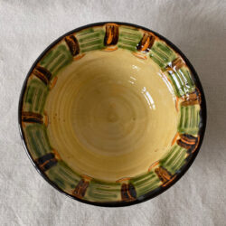 French Country Pottery Salad Bowl - FCPBSA5