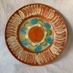 French Country Pottery Serving Platter - FCPGP1
