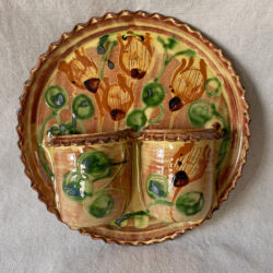 French Country Pottery Kitchen Pannier - FCPKP2