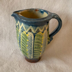 French Country Pottery Pitcher - FCPPIC1