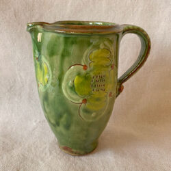 French Country Pottery Pitcher - FCPPIC10