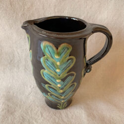 French Country Pottery Pitcher - FCPPIC15