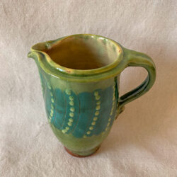 French Country Pottery Pitcher - FCPPIC2