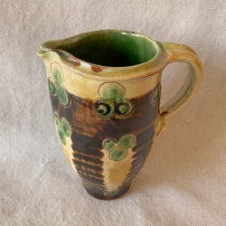 French Country Pottery Pitcher - FCPPIC4