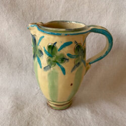 French Country Pottery Pitcher - FCPPIC8