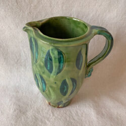French Country Pottery Pitcher - FCPPIC9