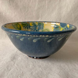 French Country Pottery Deep Salad Bowl - FCPSALA1