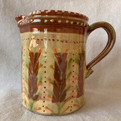 French Country Pottery Large Savoyard Jug - FCPSAVL2