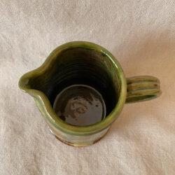 French Country Pottery Small Savoyard Jug - FCPSAVS4