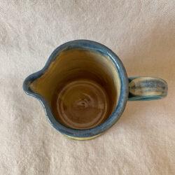 French Country Pottery Small Savoyard Jug - FCPSAVS5