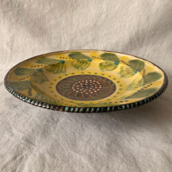 French Country Pottery Serving Platter - FCPSED2