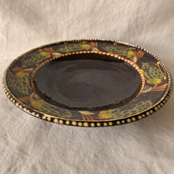 French Country Pottery Serving Platter - FCPSED3