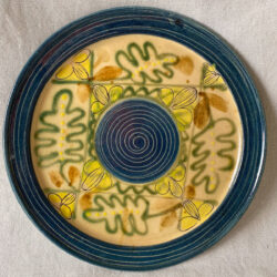 French Country Pottery Tart Platter - FCPTAPL10