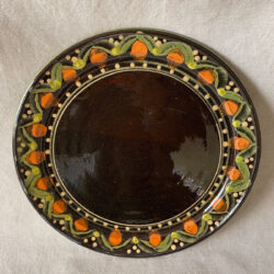 French Country Pottery Tart Platter - FCPTAPL2